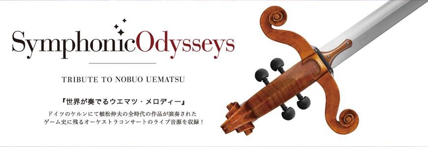 Le programme de Symphonic Odysseys