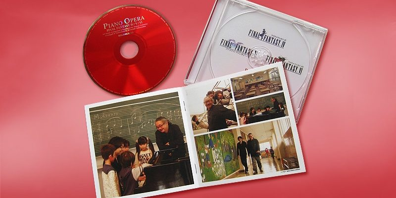 Un album Piano Opera FF IV – V – VI en préparation [Màj]
