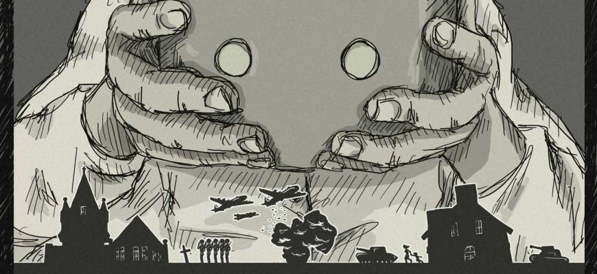 Blik-0 1946, une histoire écrite et mise en musique par Uematsu