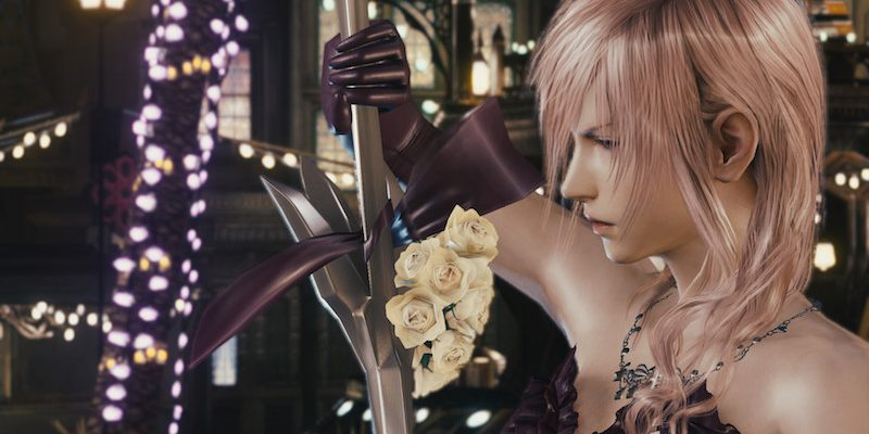Capture d'écran du jeu Lightning Returns