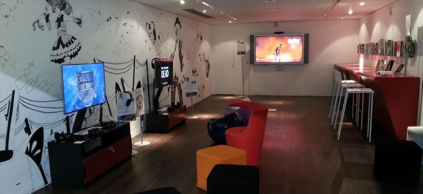 La musique à l'honneur au salon jeux vidéo de la BPI
