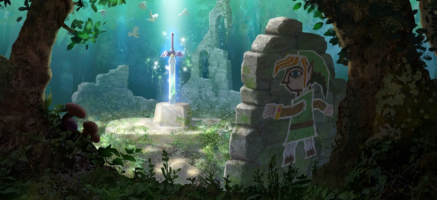 Une bande originale pour Zelda : A Link Between Worlds