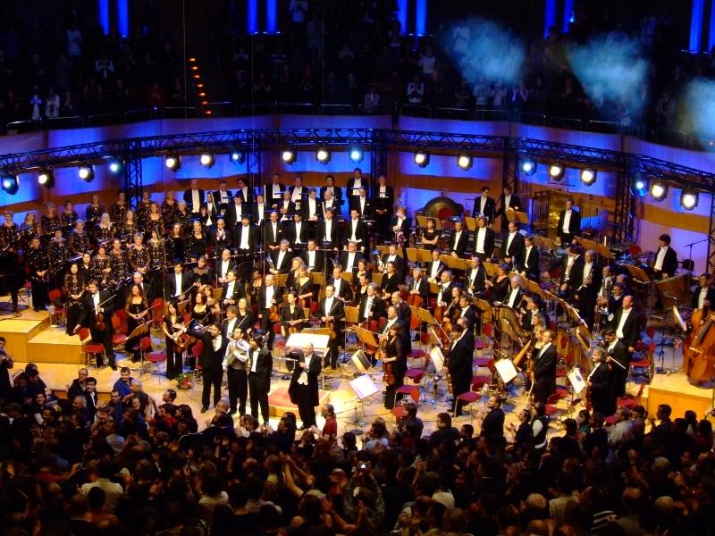 Symphonic Fantasies, à la Philharmonie de Cologne, le 12 septembre 2009