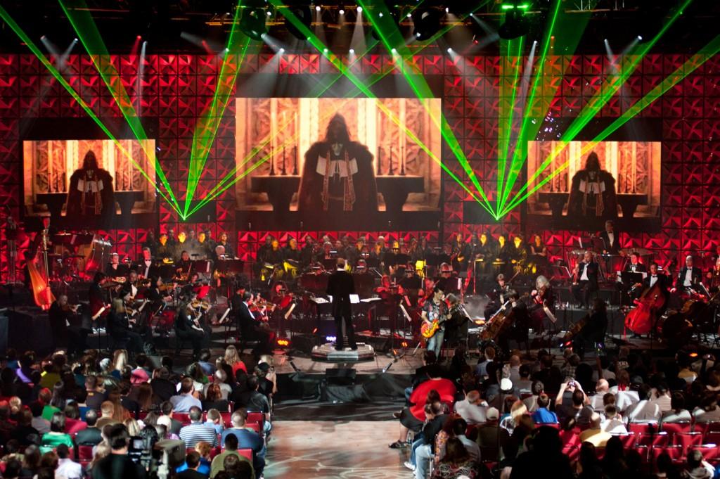 Video Games Live à La Nouvelle-Orléans, le 10 avril 2010