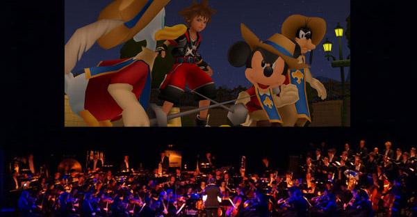 [MàJ] Une tournée mondiale pour Kingdom Hearts