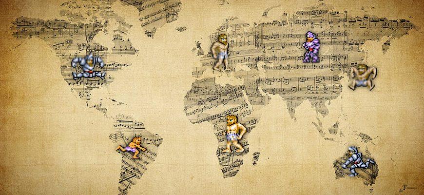 Portages et localisations : les drôles de mutations de la musique de jeux (partie 1)