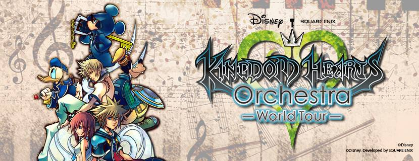 Compte rendu : Kingdom Hearts Orchestra -World Tour- à Paris