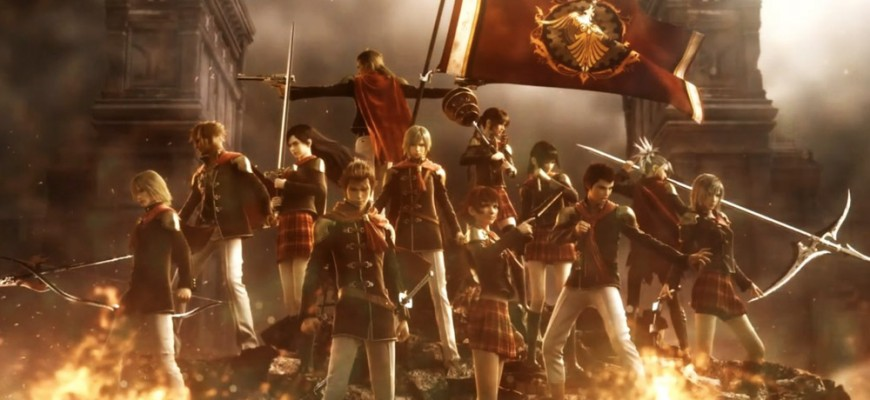 Critique : Final Fantasy Type-0 Original Soundtrack