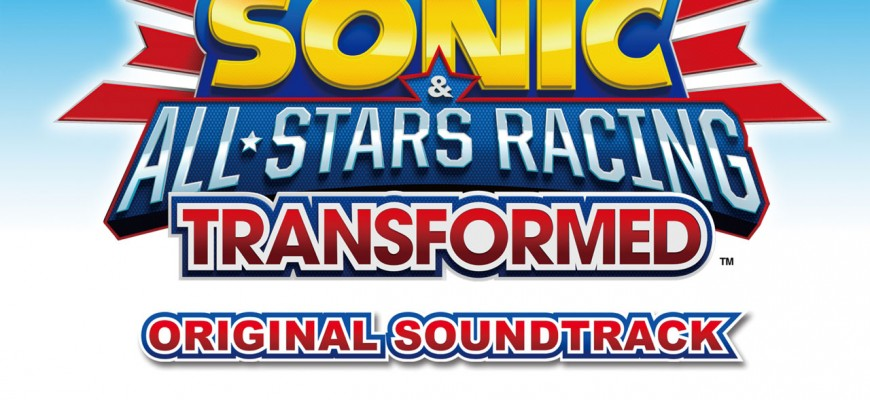 2 CD pour Sonic All-Stars Racing Transformed