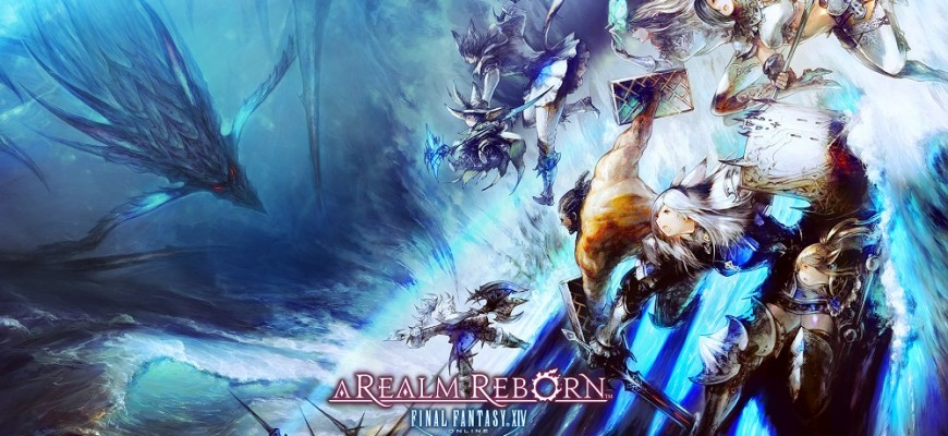 Final Fantasy XIV ARR Original Soundtrack (1/2)