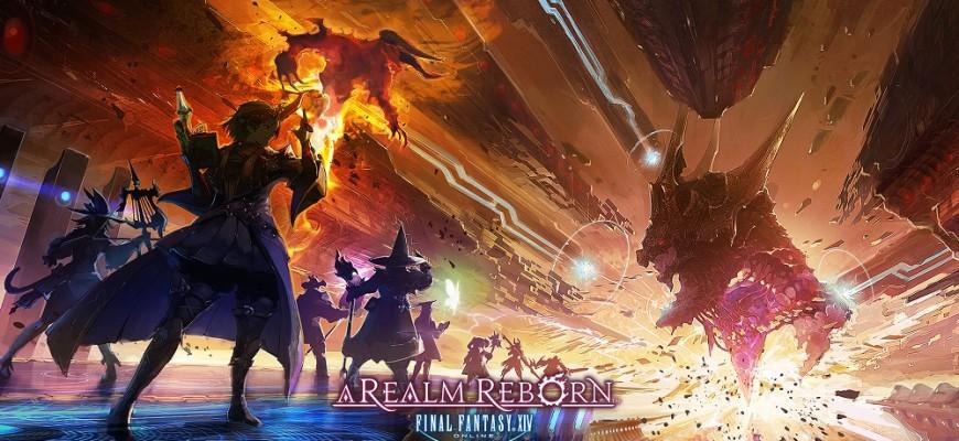 Final Fantasy XIV ARR Original Soundtrack (2/2)