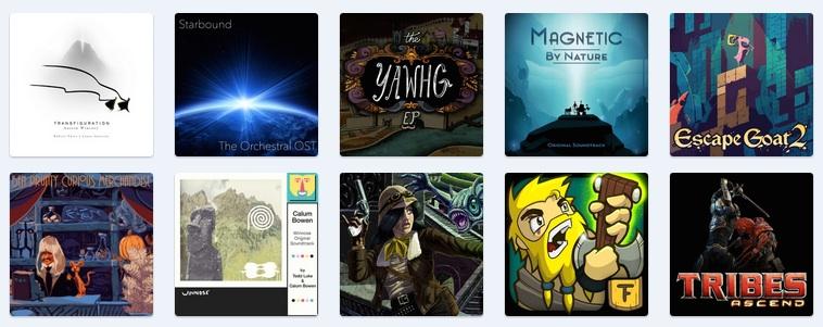 Game Music Bundle 7