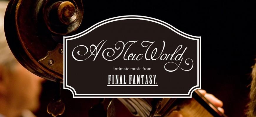 [MàJ] Final Fantasy à l'honneur pour le prochain concert de Wayô Records !