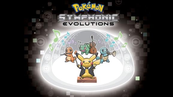 Pokemon Symphonic Evolutions arrive en France