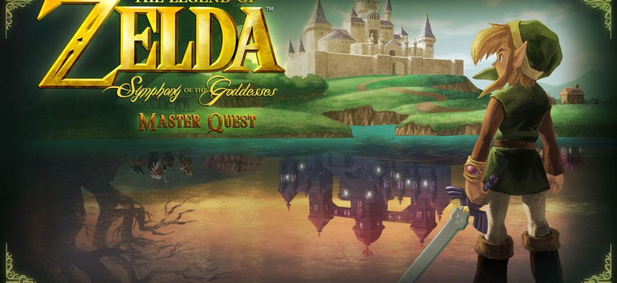 La « Symphony of the Goddesses » (Zelda) de retour à Paris en 2015