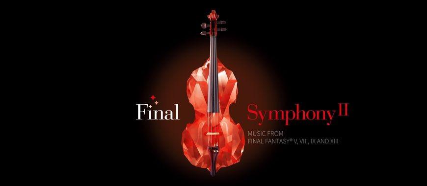 Le programme de Final Symphony II se dévoile