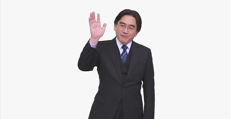 Hommage de Hip Tanaka à Satoru Iwata