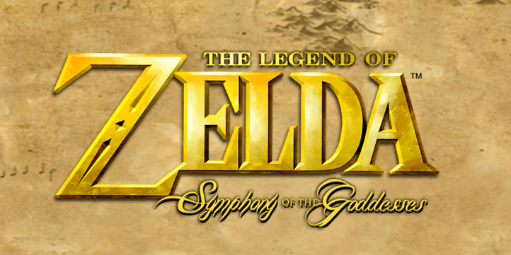 Zelda Symphony of the Goddesses : la date Paris 2016 en vente