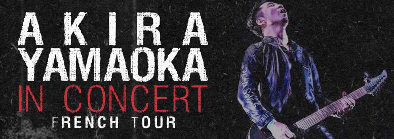 La tournée Akira Yamaoka/Silent Hill en France en novembre