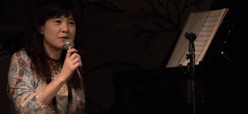 Saori Kobayashi en concert à Japan Expo 2016