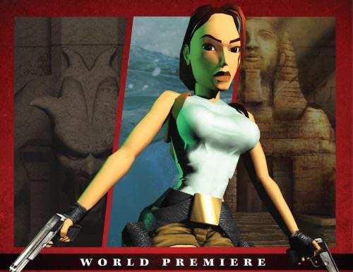 Le concert Tomb Raider se précise