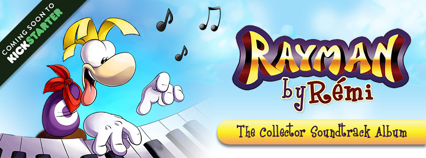 Rayman 1 : un album arrangé sur Kickstarter